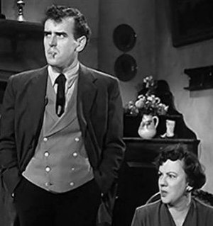 Where There's a Will (1955 film) - George Cole and Dandy Nichols