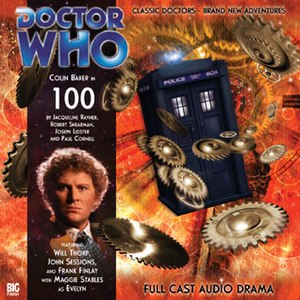 100 (audio drama) - Image: 100 (Doctor Who)