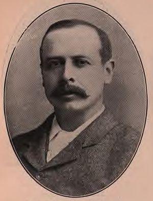 Frederick Cawley, 1st Baron Cawley - Frederick Cawley circa 1895