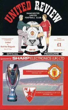 1991 European Super Cup Match Day Programme.jpeg