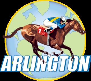 Arlington Park Horse race track in Arlington Heights, Illinois