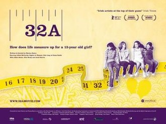 32A - Irish Release Poster