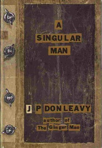 A Singular Man - First edition