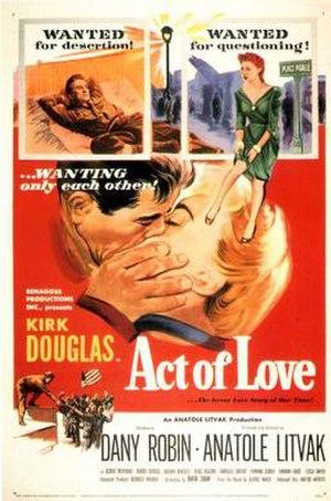Act of Love (1953 film)