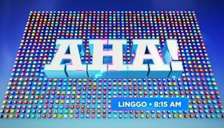 <i>Aha!</i> (TV program) Philippine television show