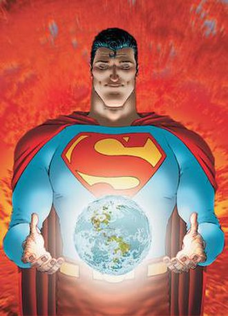 All-Star Superman - Image: All Star Superman 10