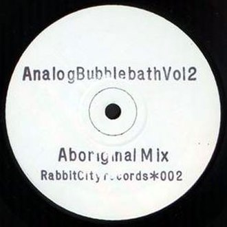 Analog Bubblebath Vol 2 - Image: Analoguebubblebath 2