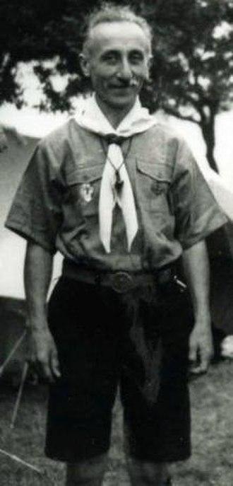 André Lefèvre (Scouting) - Image: André Lefèvre (Scouting)