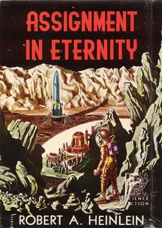 Assignment in Eternity - First Edition cover