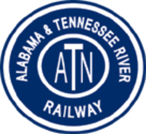 Alabama and Tennessee River Railway - Image: Atnrrlogo