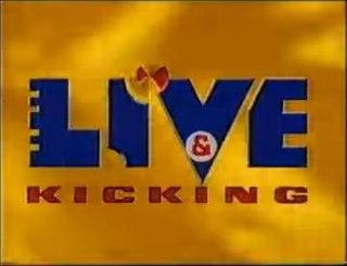 <i>Live & Kicking</i> British childrens television series on BBC1