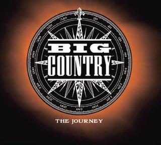 <i>The Journey</i> (Big Country album) 2013 studio album by Big Country