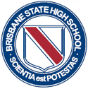 Crest of Brisbane State High School