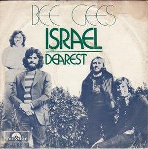 Israel (Bee Gees song) - Image: Beegeesisrael