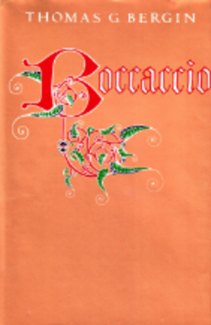 Thomas G. Bergin - Biography of Giovanni Boccaccio