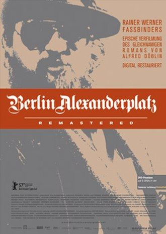 Berlin Alexanderplatz (miniseries) - Image: Berlin Alexanderplatz Remastered poster
