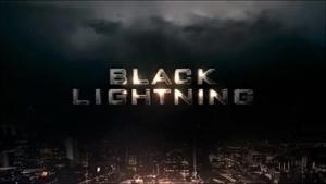 Black Lightning (TV series) - Image: Black Lightning (TV series)