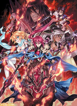 Blaze Union: Story to Reach the Future - Image: Blaze Union key visual