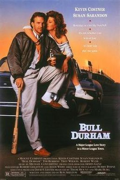 Picture of a movie: Bull Durham