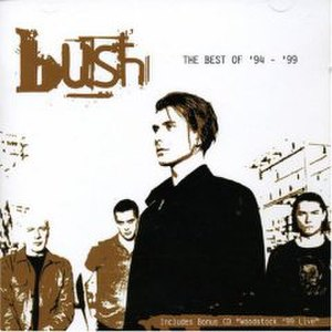 The Best Of: 1994–1999 - Image: Bush The Best of 1994 1999