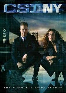 <i>CSI: NY</i> (season 1) Season of television series
