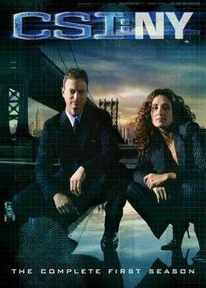 CSI: NY (season 1) - Image: CSI NY, The 1st Season