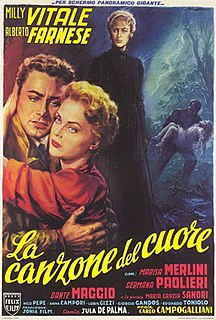 <i>The Song of the Heart</i> (film) 1955 film by Carlo Campogalliani