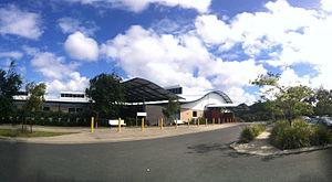 Capricorn Coast Hospital - Image: Capricorn Coast Hospital
