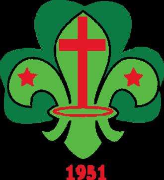 Catholic Scout Association in Israel - Image: Catholic Scout Association in Israel