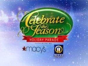 Celebrate the Season Parade - Prior logo of the Celebrate the Season Parade.
