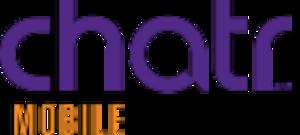 Chatr - Image: Chatr Mobile logo