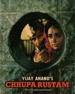 <i>Chhupa Rustam</i> 1973 Indian film