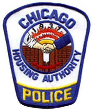 Chicago Housing Authority Police Department - Image: Chicago Housing Authority Police
