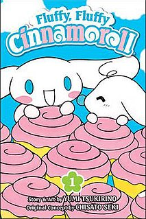 <i>Cinnamoroll</i> Charcter from Sanrio