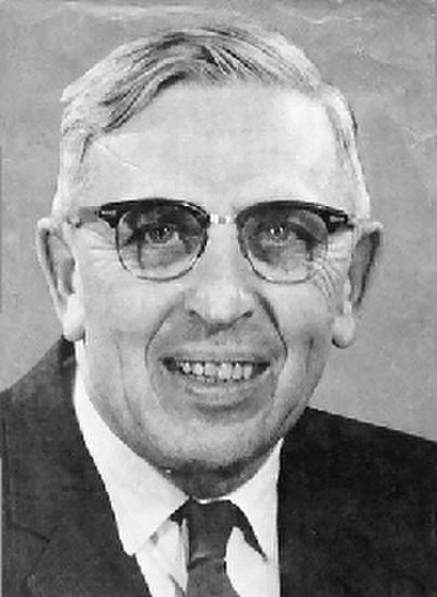 Picture of an author: Clifford D. Simak