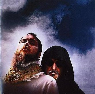 Coil (band) - Coil, circa 2004.  Left to right: John Balance, Peter Christopherson.