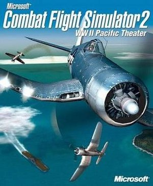 Combat Flight Simulator 2 - Image: Combat Flight Simulator 2 cover