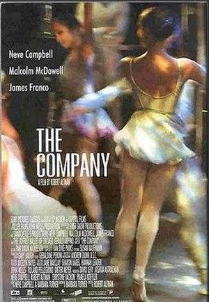 The Company (film) - The Company movie poster