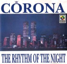 Corona - Rhythm of the Night single.png