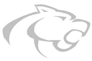 Pointe Coupee Central High School - Image: Cougar emblem (Pointe Coupee Central High School)