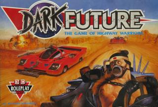<i>Dark Future</i> Board game