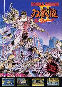 Double Dragon Ii The Revenge Wikipedia