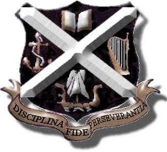 Dunoon Grammar School - Image: DGS logo 2