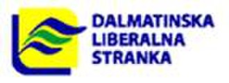Dalmatian Liberal Party - Image: Dalmatian Liberal Party logo