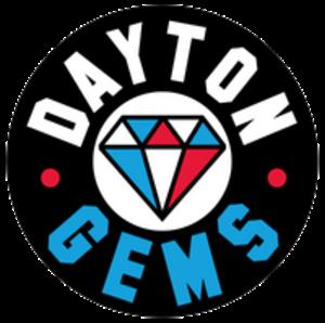 Dayton Gems (2009–12) - Image: Dayton Gems