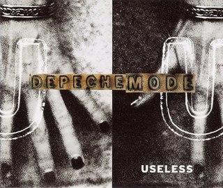 Useless (song) 1997 single by Depeche Mode
