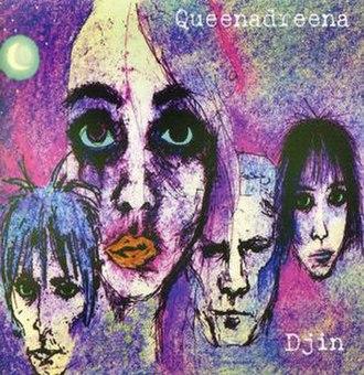 Djin (album) - Image: Djin Japanese cover art