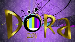 Croatia in the Eurovision Song Contest 2011 - Dora 2011 - Official logo