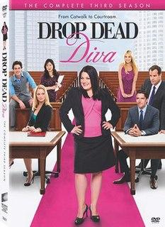 <i>Drop Dead Diva</i> (season 3) Season of television series