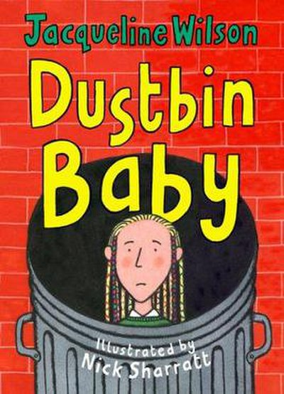 Picture of a book: Dustbin Baby